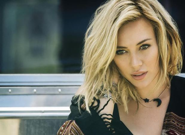 Hilary Duff Returns With A New Single