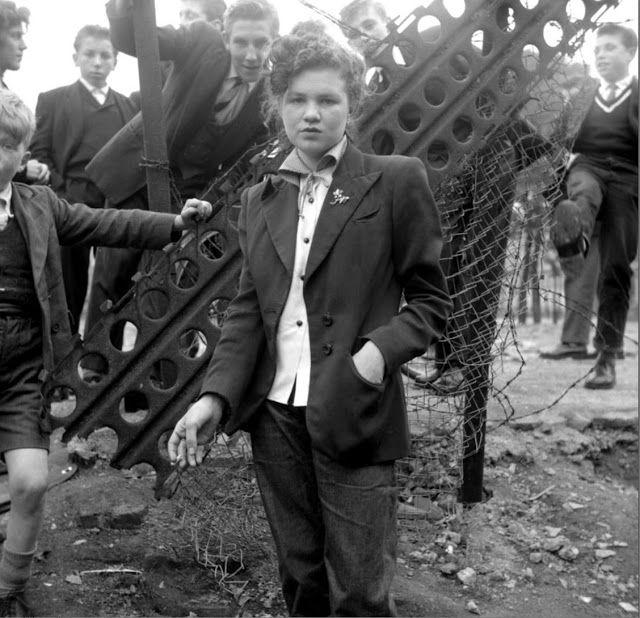The Forgotten 1950s Girl Gang´s