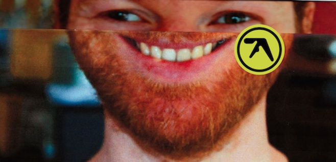 So Finally Here´s The Announcement on Aphex Twin´s New Album