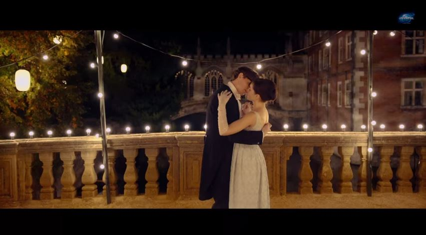 The Official Trailer for The Theory of Everything