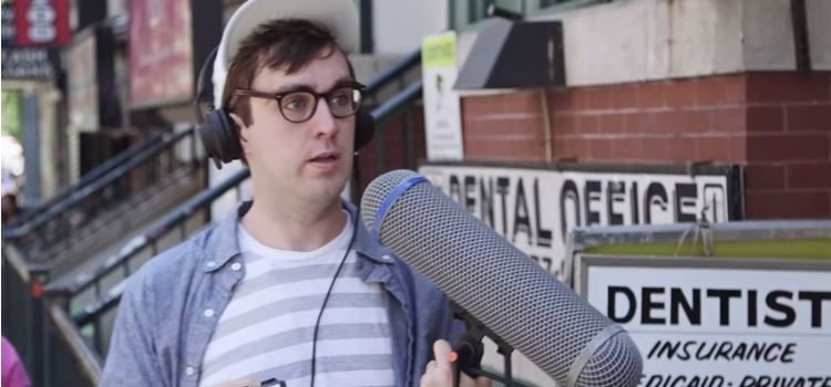 Watch the Mockumentary 'Labor of Love' about Adult Movie Sound artist Grant Meyers