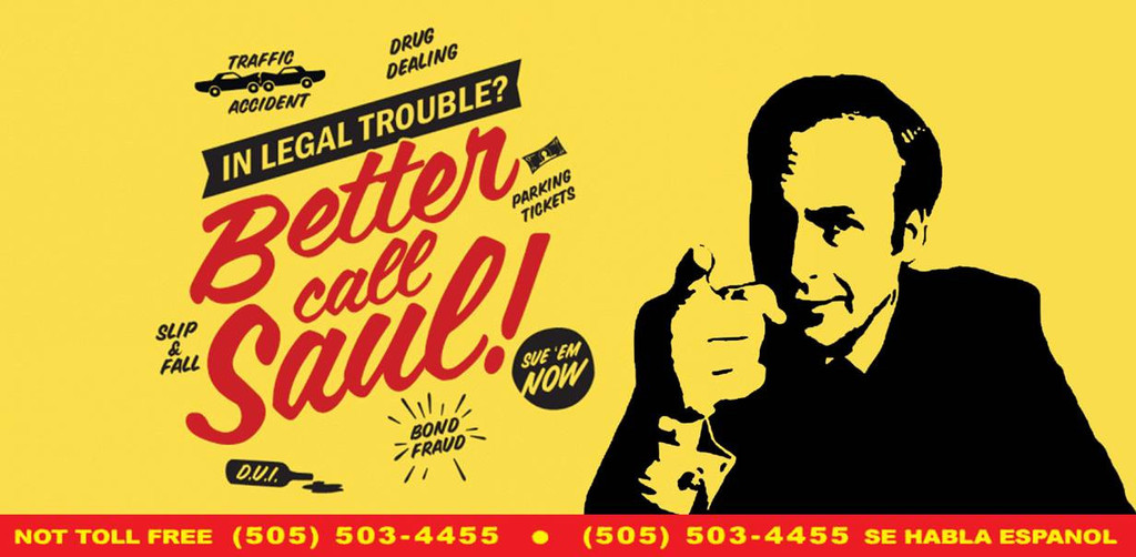 First Teaser For Better Call Saul Is Here!