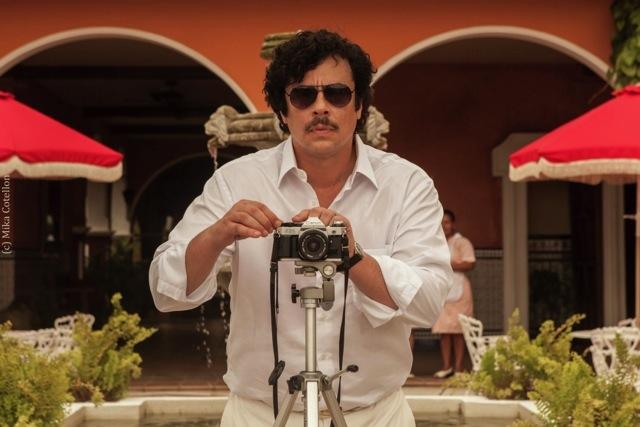 Benicio del Toro in 'Escobar - Paradise Lost' (Trailer)