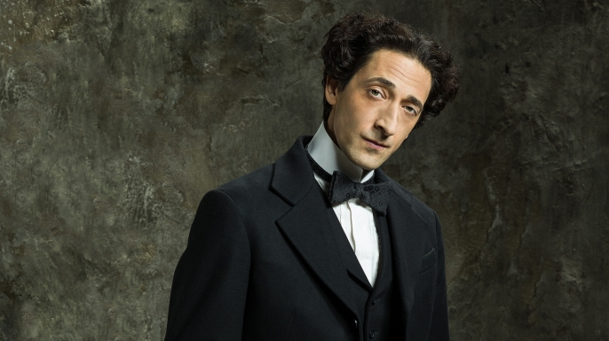 Watch the new trailer for Houdini starring Adrien Brody