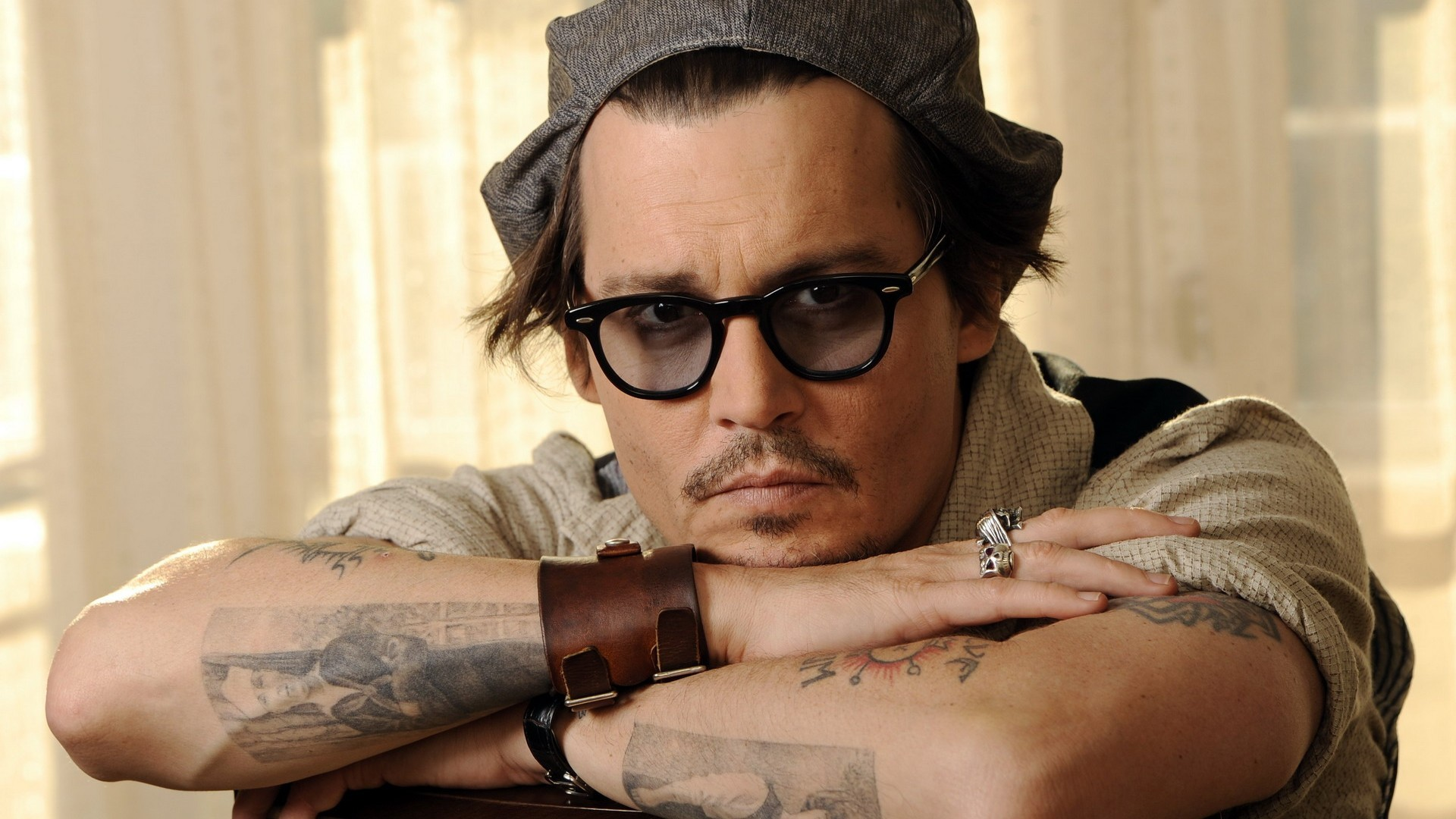 Johnny Depp in Yoga Hosers