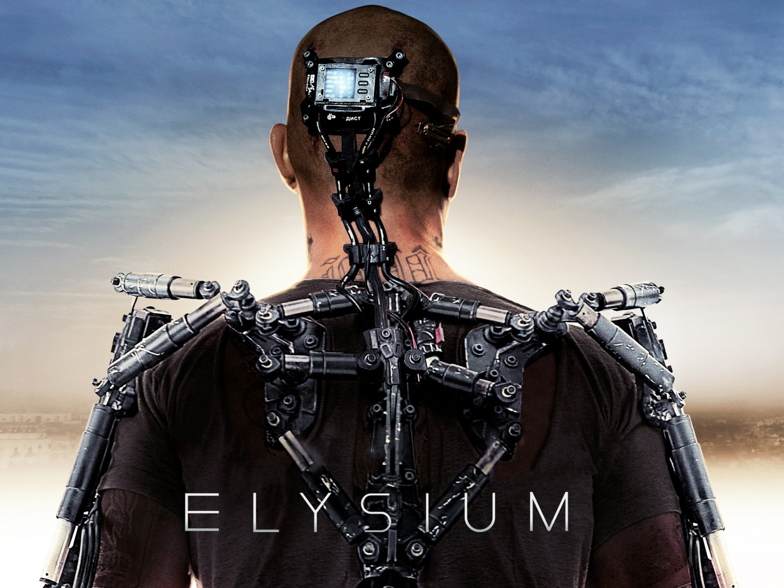 The Elysium ExoSkeleton For Real! (Video)