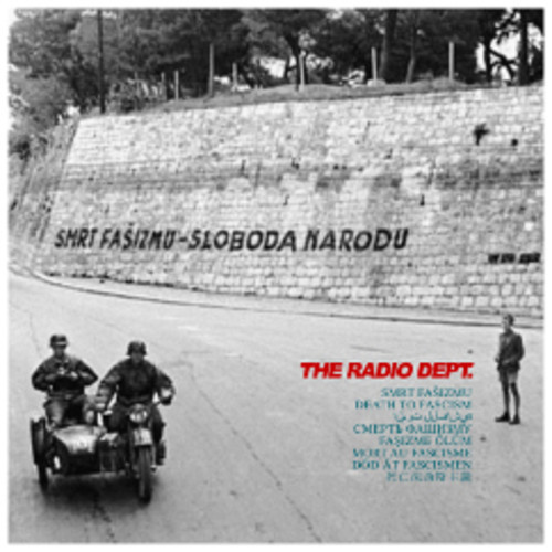 "The Radio Dept. Release ""Death to Fascism"" First New Material In Four Years"