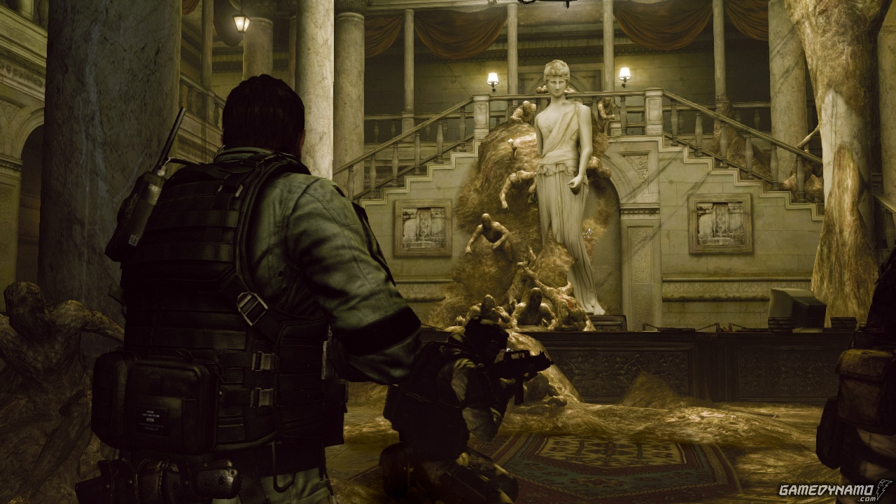 'Resident Evil' TV show 'Arklay' in development