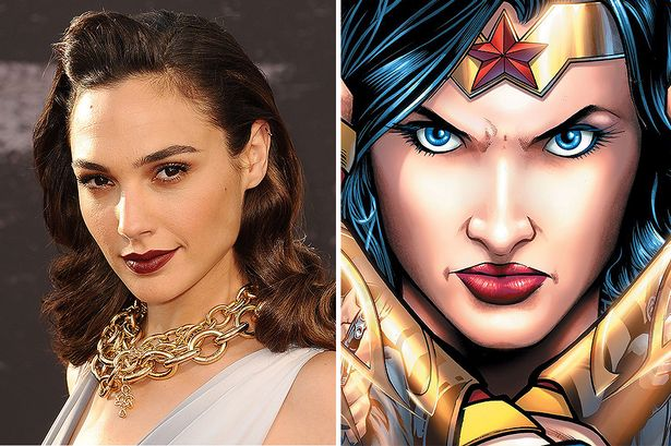 Gal Gadot will star in a solo Wonder Woman movie