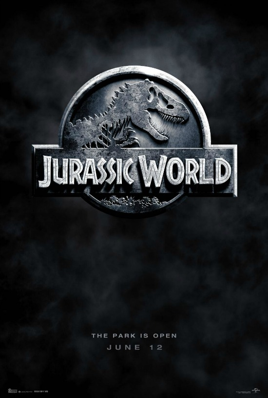 Check out the new Jurassic World Poster!