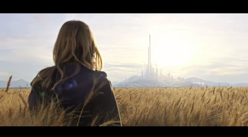 Watch Disney's super-secret new project Tomorrowland Trailer