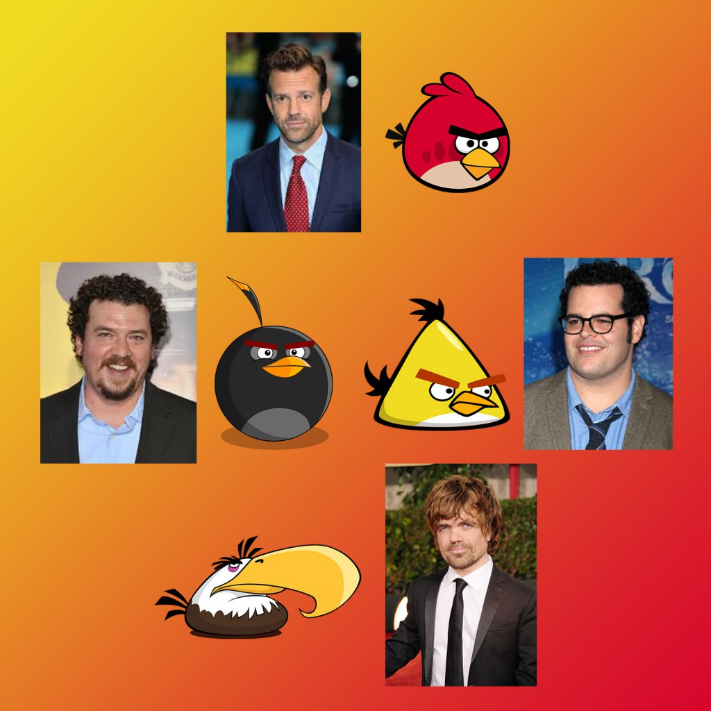 Voices behind new 'Angry Birds' movie revealed
