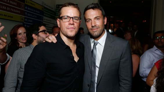 Ben Affleck and Matt Damon up for new TV serie 'Incorporated' on Syfy