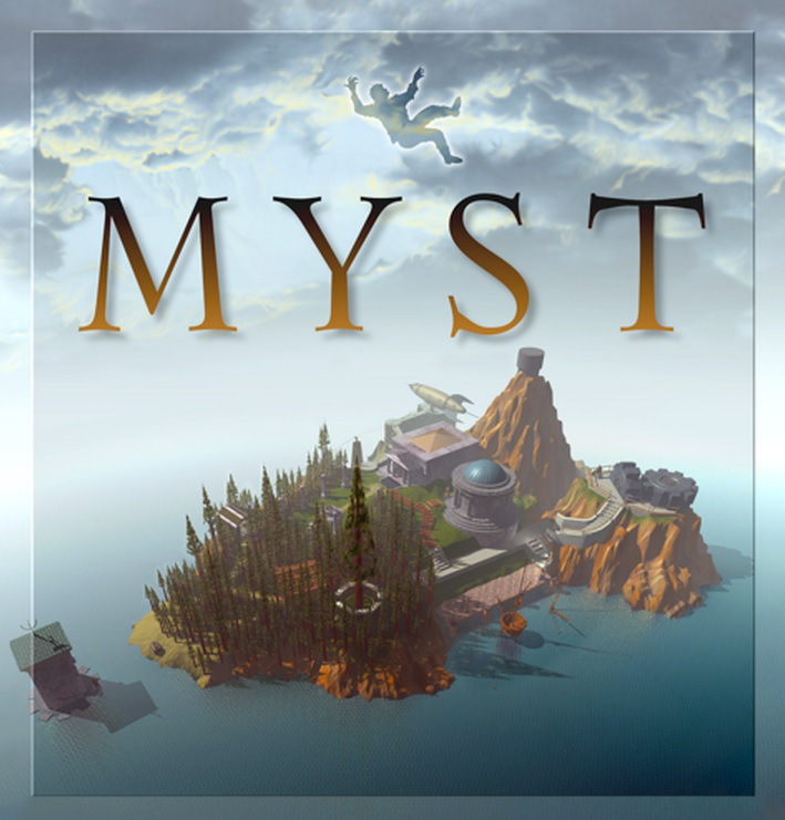 Old School Game MYST to Become a TV Show!