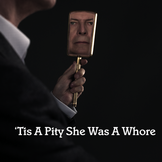 David Bowie Releases New Track 'Tis A Pity She Was A Whore