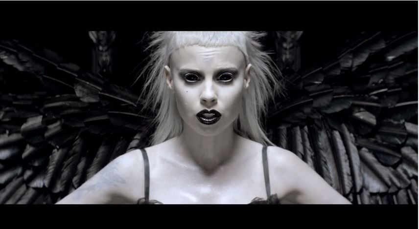 The New Crazy Video from DIE ANTWOORD - UGLY BOY!