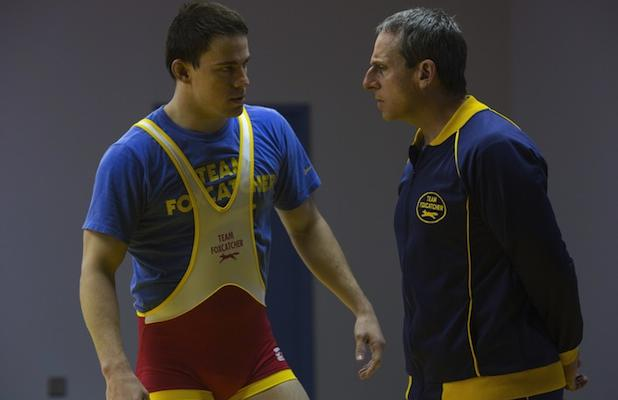 Foxcatcher Official Trailer #1 (2014) - Channing Tatum, Steve Carell Drama