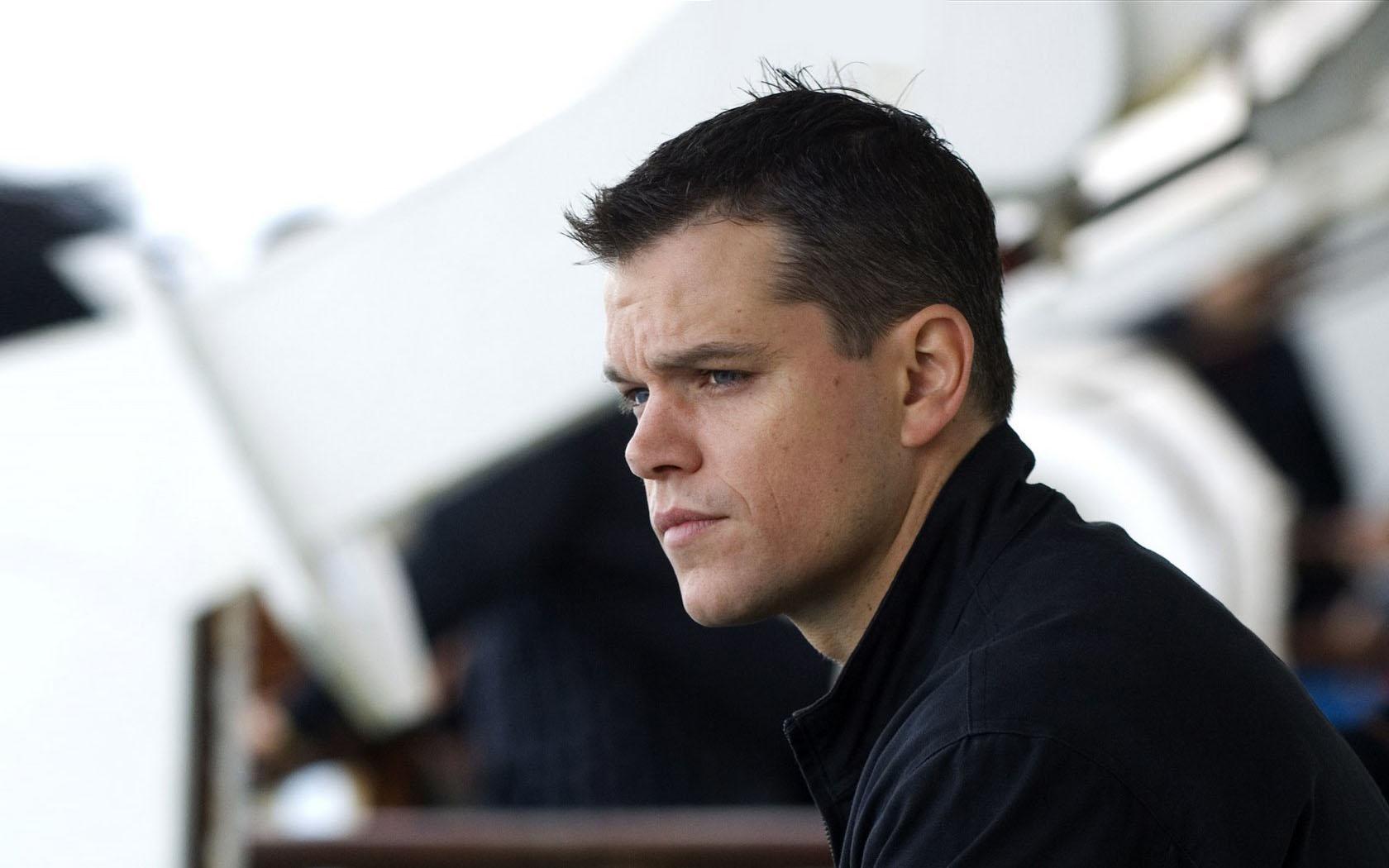 Matt Damon back as Bourne Again