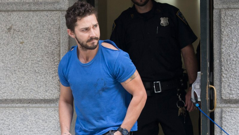 Watch the hour long silent interview with Shia LaBeouf