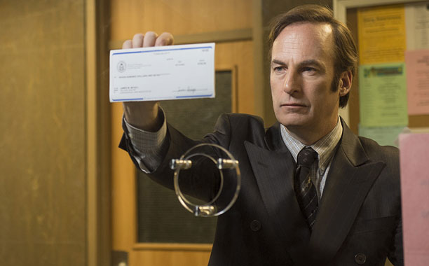 AMC shows first 'Better Call Saul' clip