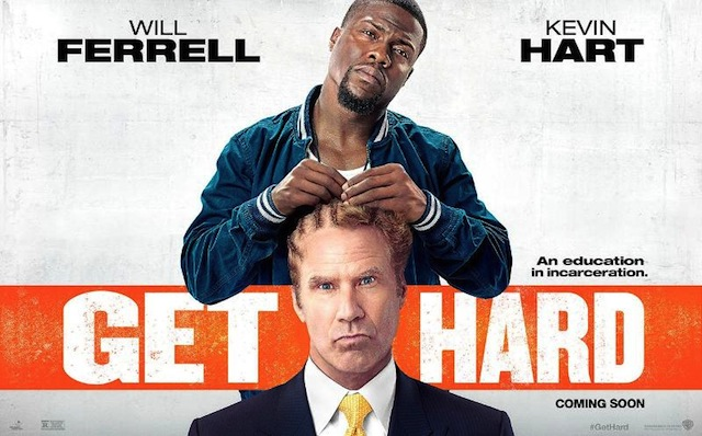 Will Ferrell 'Get Hard' Comedy Trailer