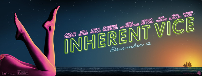 New Inherent Vice Trailer