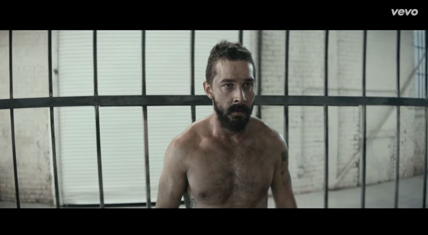 "Sia – ""Elastic Heart"" Video (Feat. Shia LaBeouf & Maddie Ziegler)"