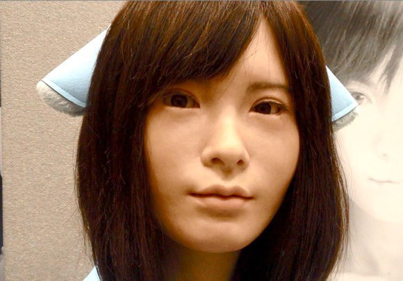 Meet Asuna, the hyperreal android that will leave your jaw hanging (Video)