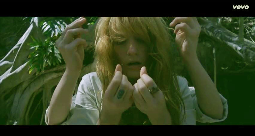 New Florence + The Machine Video 'How Big, How Blue, How Beautiful'