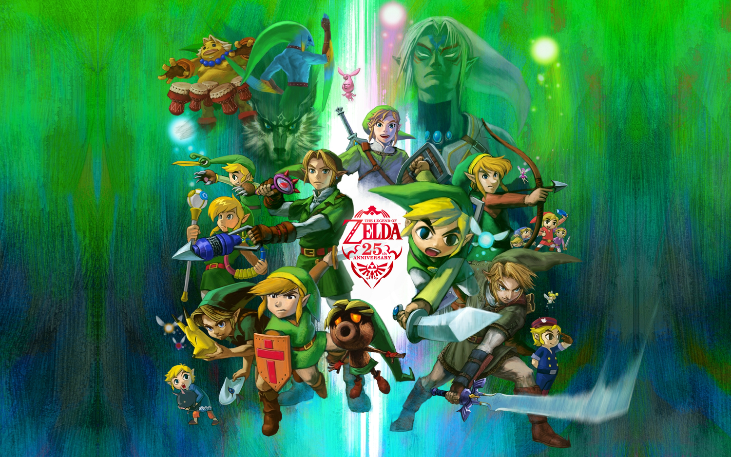 New TV Serie for The Legend of Zelda coming on Netflix