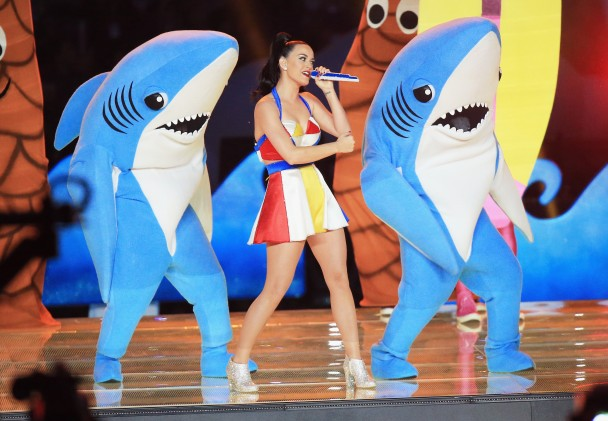 Watch: Katy Perry's Super Bowl Halftime Show With Missy Elliott