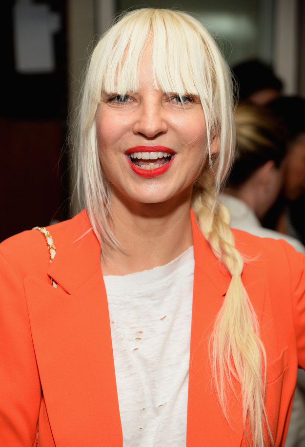 10 Useless Facts About Sia