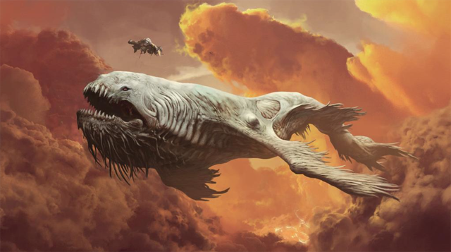 "Look at this awesome Teaser for the Sci-Fi ""The Leviathan"""