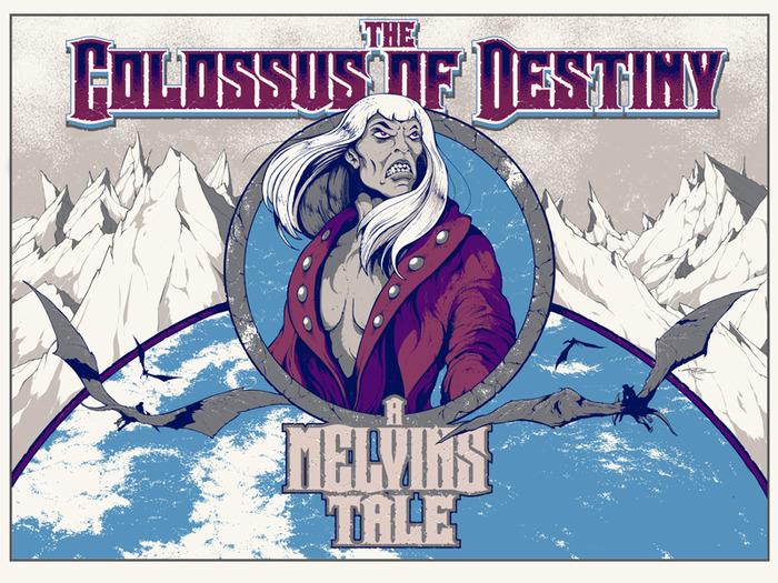 Kickstarter: The Colossus Of Destiny - A Melvins Tale