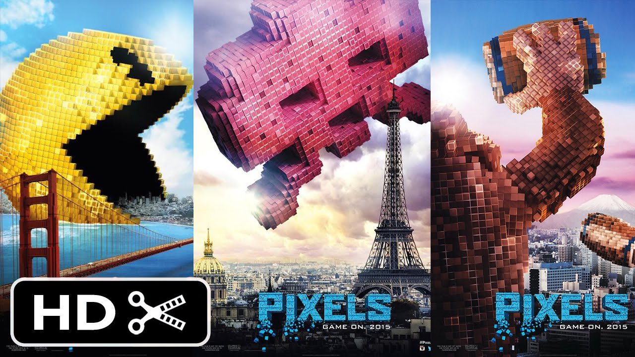 "Will Adam Sandlers ""Pixels"" be a Box Office Hit or Miss?"