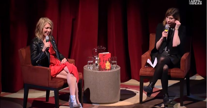 Sonic Youth's Kim Gordon in conversation with Carrie Brownstein