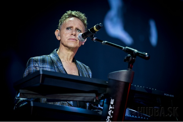 Depeche Mode's Martin Gore announces solo album 'MG' +Video