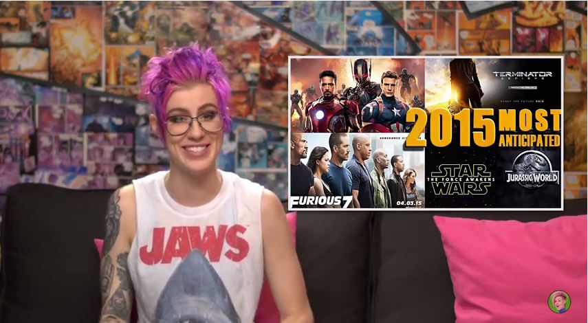 Movie Guide 2015 With Comicbookgirl19