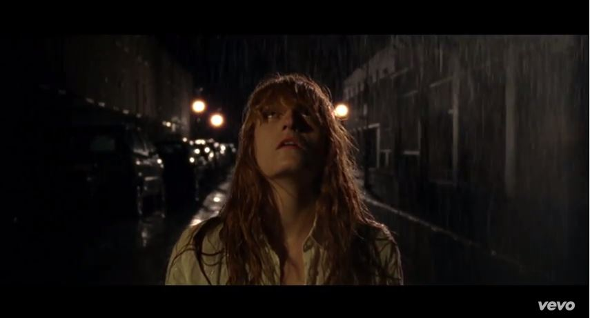 "New Video From Florence and the Machine ""Ship to Wreck"""