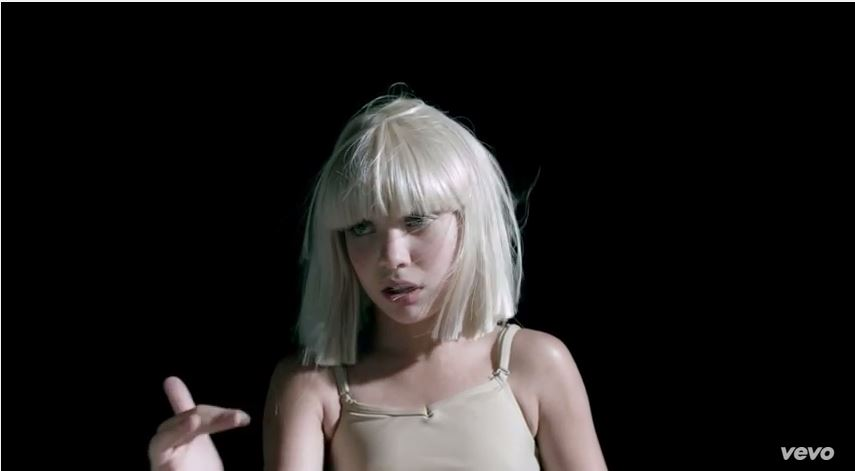 "New Sia Video ""Big Girls Cry"""