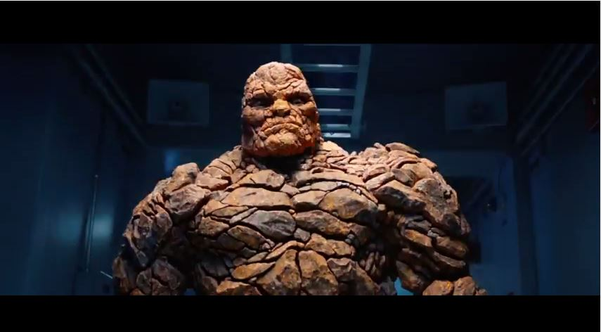 New Fantastic Four Trailer out!