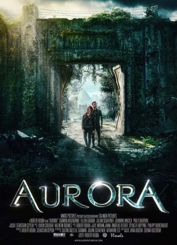 aurora poster sci fi