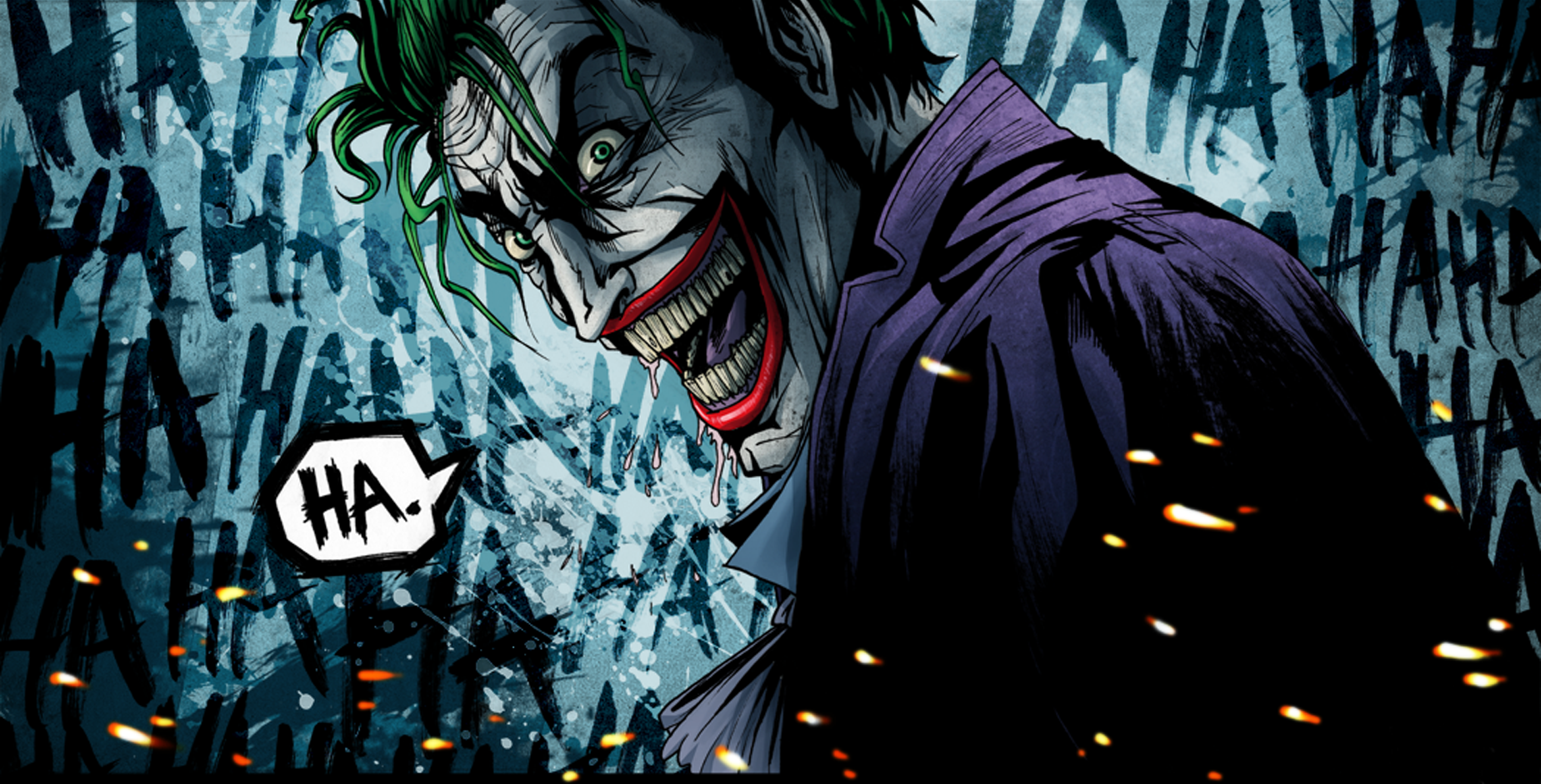 Batman´s Joker Through The Years