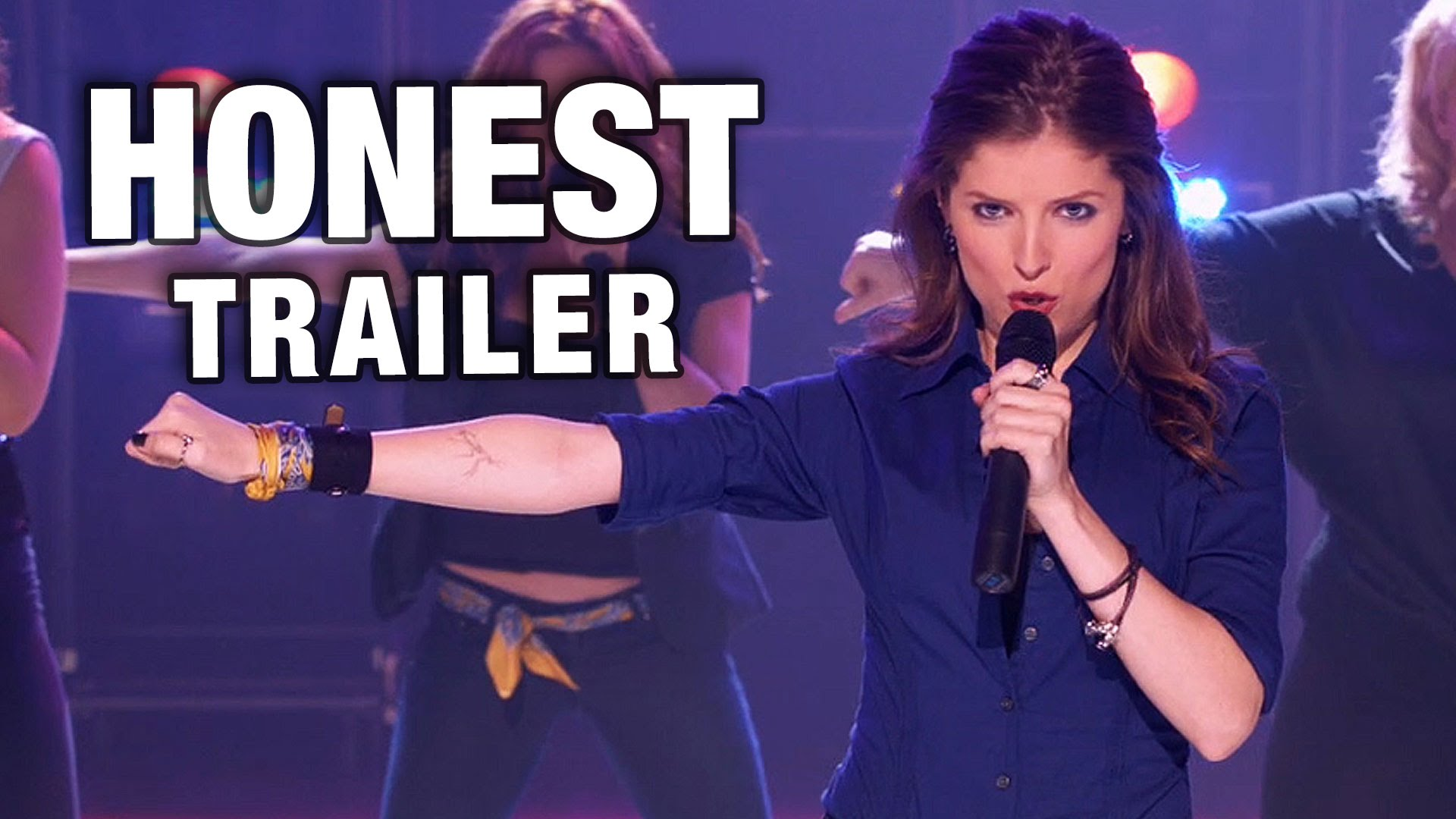 Honest Trailers Tells the truth about Pitch Perfect