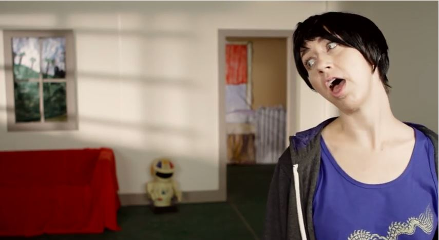 Kristen Schaal Remakes Natalie Imbruglia's Torn Video