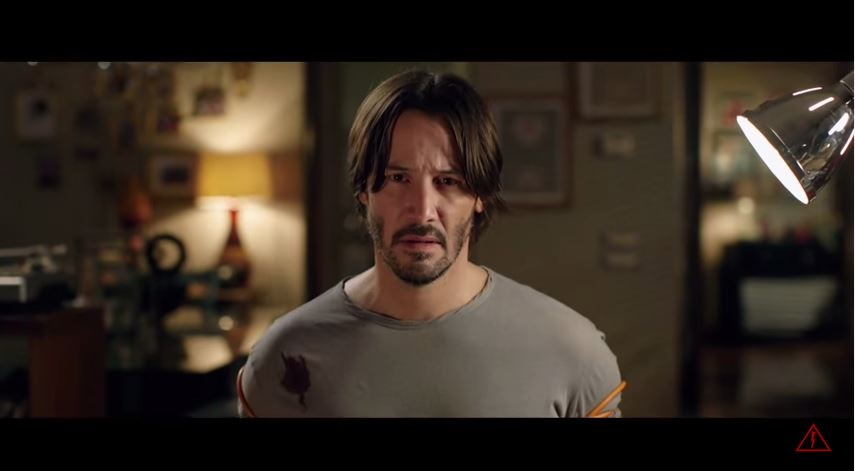 Trailer for Eli Roth's Knock Knock, Starring Keanu Reeves has Arrived!