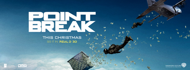 The New Point Break Trailer is here!