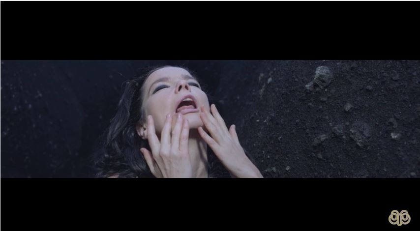 Watch the new Black Lake Video From Björk!