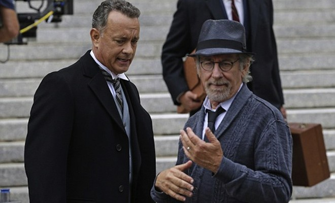 Steven Spielberg's 'Bridge of Spies' Trailer feat. Tom Hanks