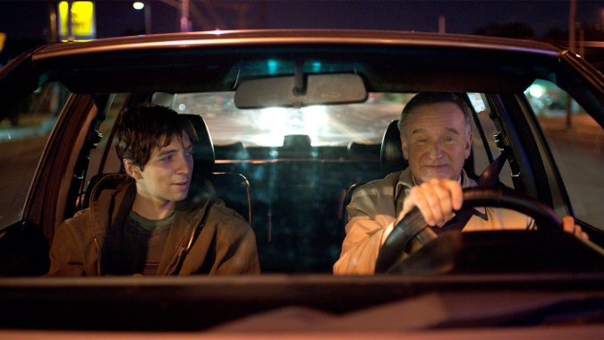 Watch Robin Williams last movie 'Boulevard' Trailer